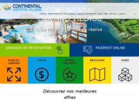 fra.campingcontinental.com