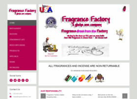 fragrancefactory.com
