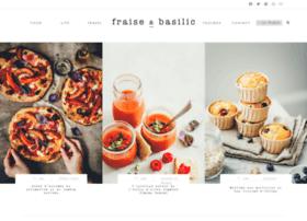 fraise-basilic.com