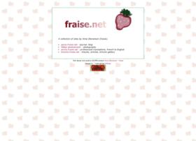 fraise.net