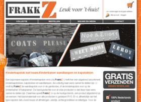 frakkz-kapstok.nl