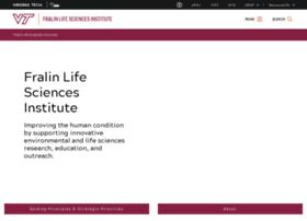 fralin.vt.edu