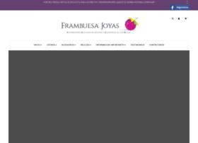 frambuesajoyas.com