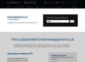 framersequipment.co.uk