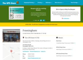 framingham-ma-1705.theupsstorelocal.com
