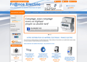 france-electric.oxatis.com