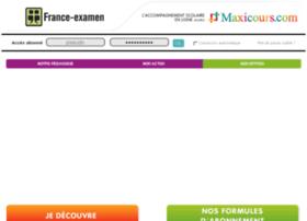 france-examen.maxicours.com