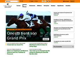 france-galop.com