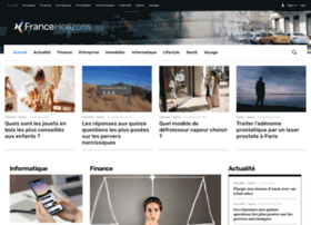 france-horizons.com