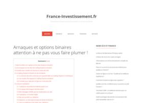 france-investissement.fr