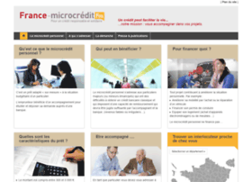 france-microcredit.org