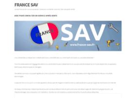 france-sav.fr