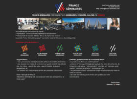 france-seminaires.com