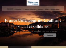 france-unie.fr