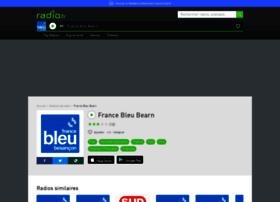 francebleubearn.radio.fr
