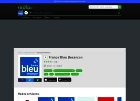 francebleubesancon.radio.fr