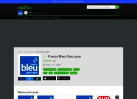 francebleugascogne.radio.fr