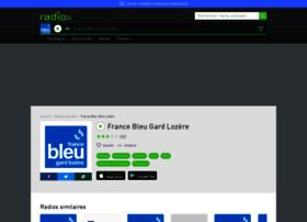 francebleulozere.radio.fr