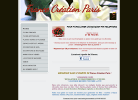 francecreationparis.com