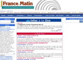 francematin.info