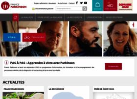 franceparkinson.fr