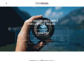 franceretraite.fr