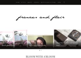 francesandflair.com