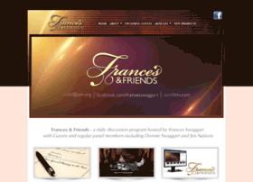 francesandfriends.com