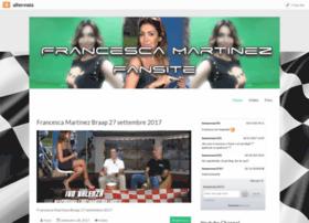 francescamartinezfansite.altervista.org