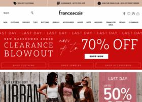 francescascollections.com