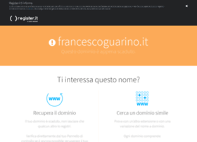 francescoguarino.it