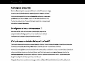 francescotinti.com