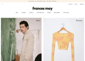 francesmay.com