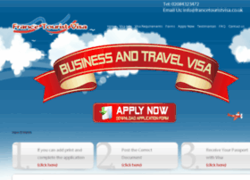 francetouristvisa.co.uk