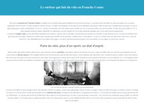 franchecomtecyclisme.fr