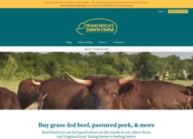 franchescasdawnfarm.com