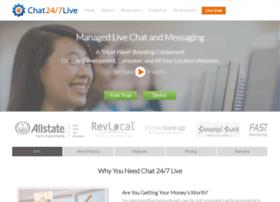 franchise.chat247live.com