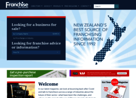 franchise.co.nz
