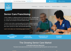 franchise.comfortkeepers.com