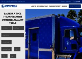 franchise.cornwelltools.com