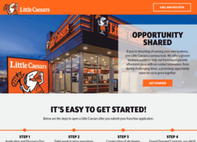 franchise.littlecaesars.com