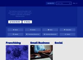 franchise.org.au