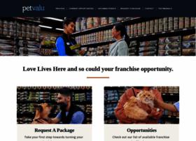 franchise.petvalu.com