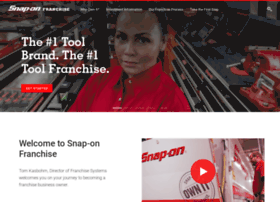 franchise.snapon.com