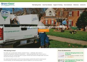 franchise.spring-green.com