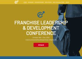 franchisedevelopmentconference.com