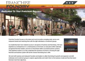 franchisefoundry.com