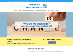 franchisematchmakers.com