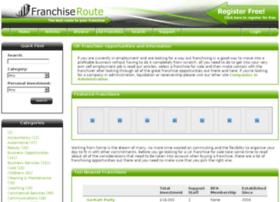 franchiseroute.co.uk