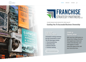 franchisestrategypartners.com
